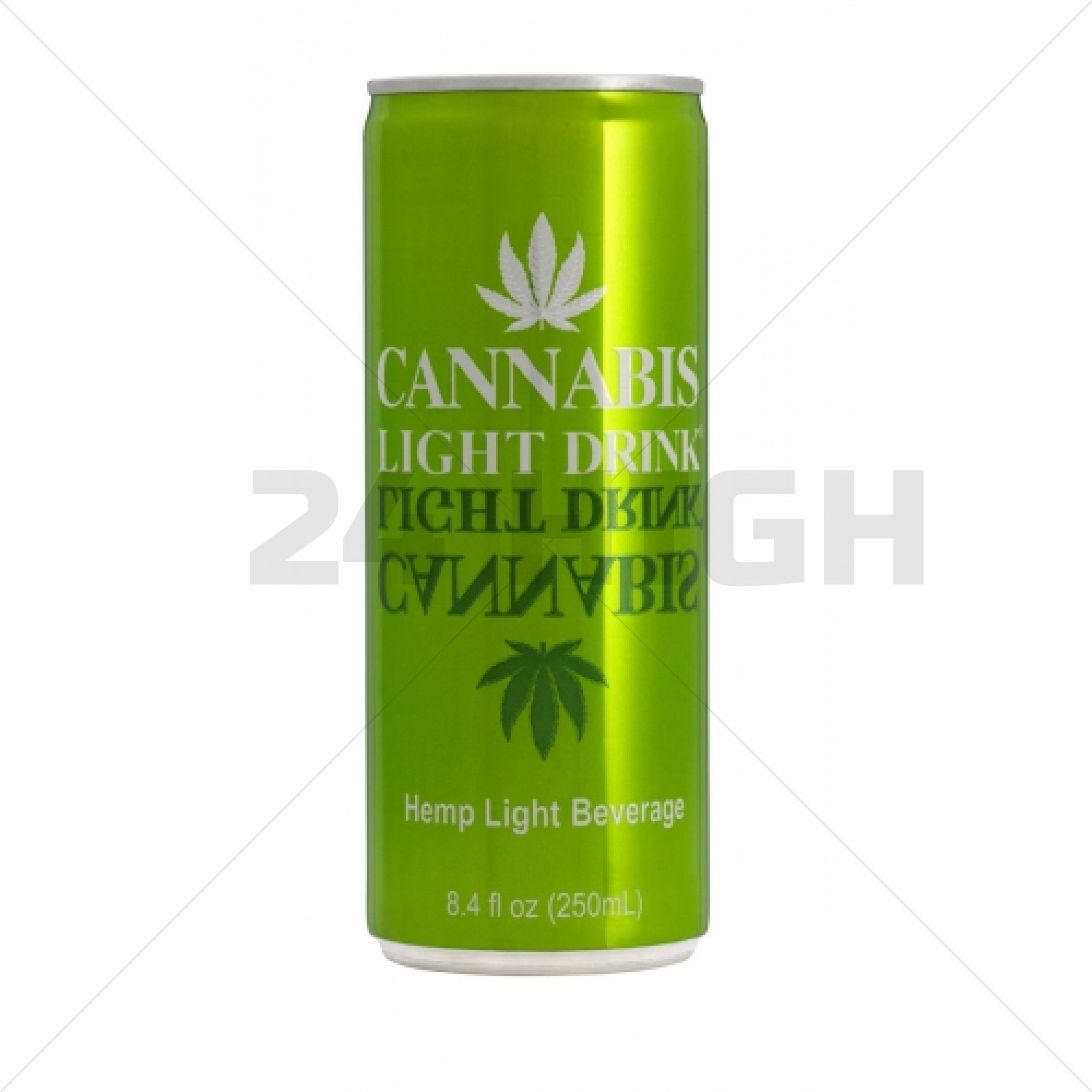 Cannabis Energy Drink Light
