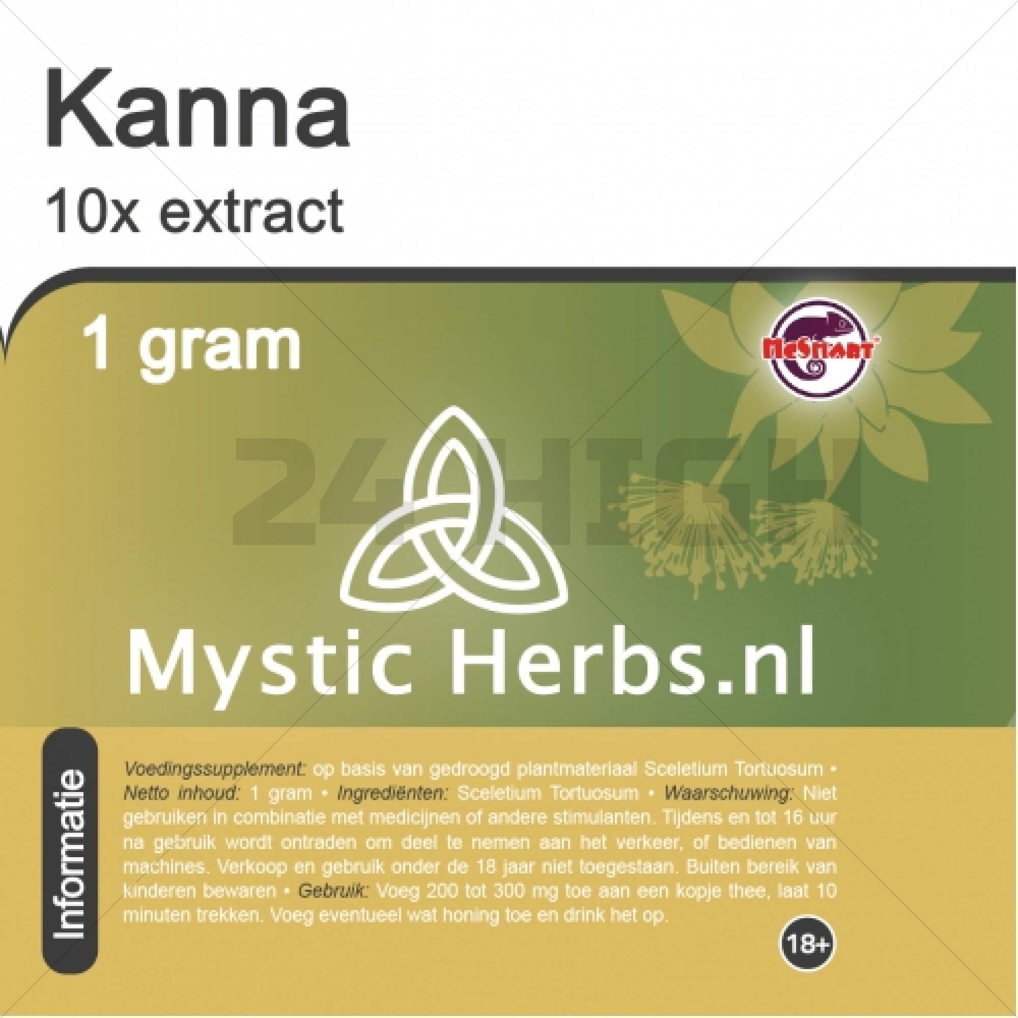 Kanna 10x Extract