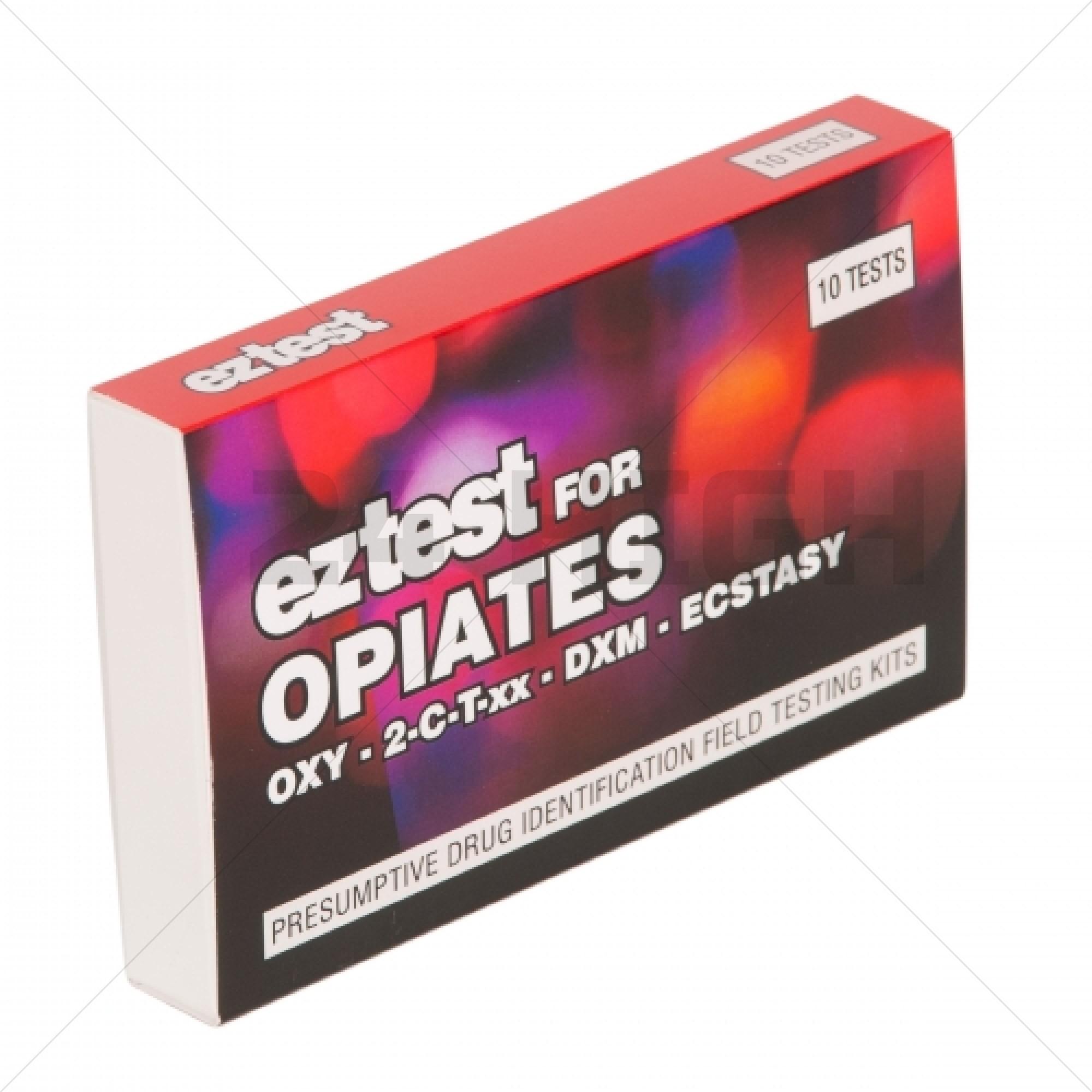 EZ Test for Opiates