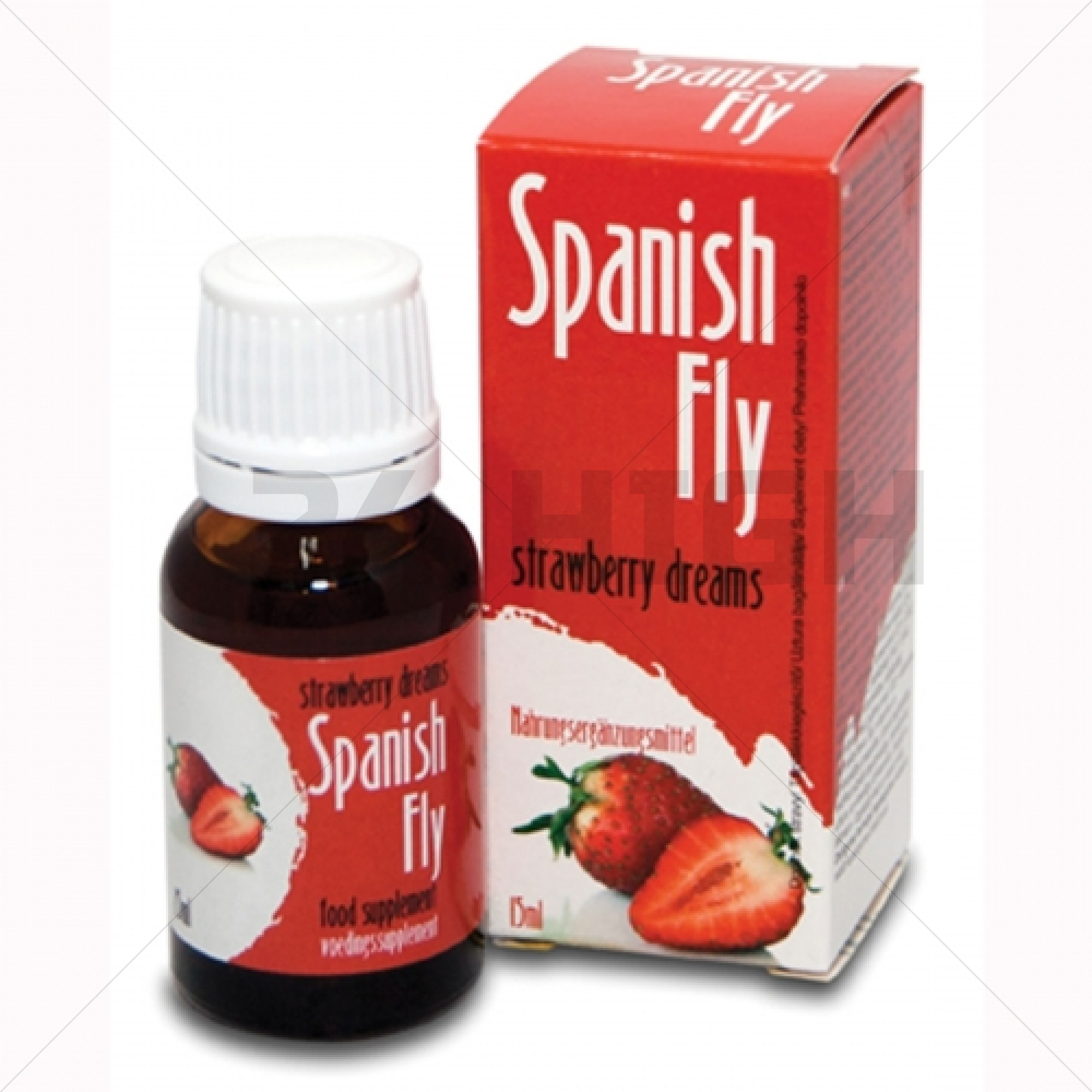 Spanish Fly Strawberry Dreams - 15 ml