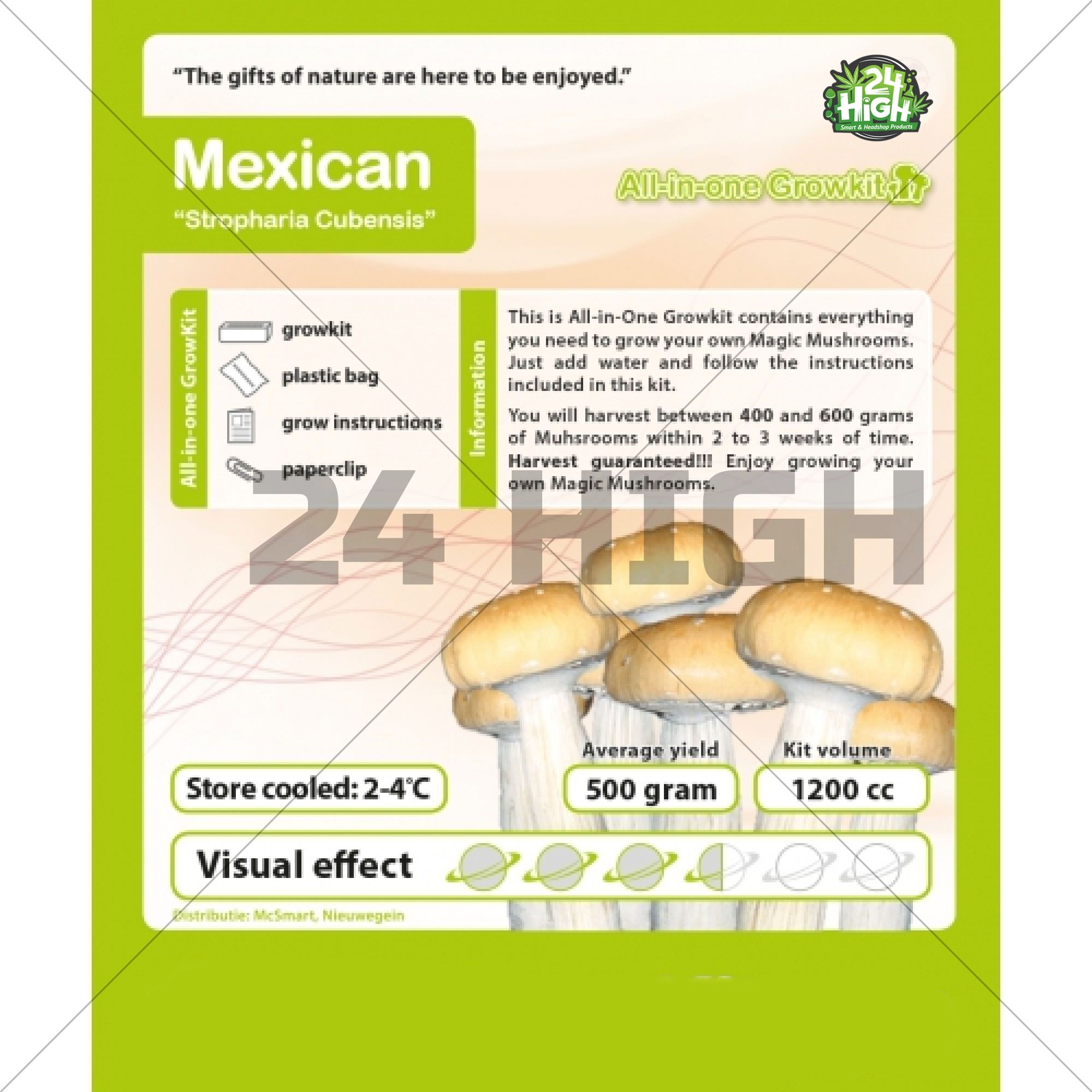 Mexican All in one Growkit