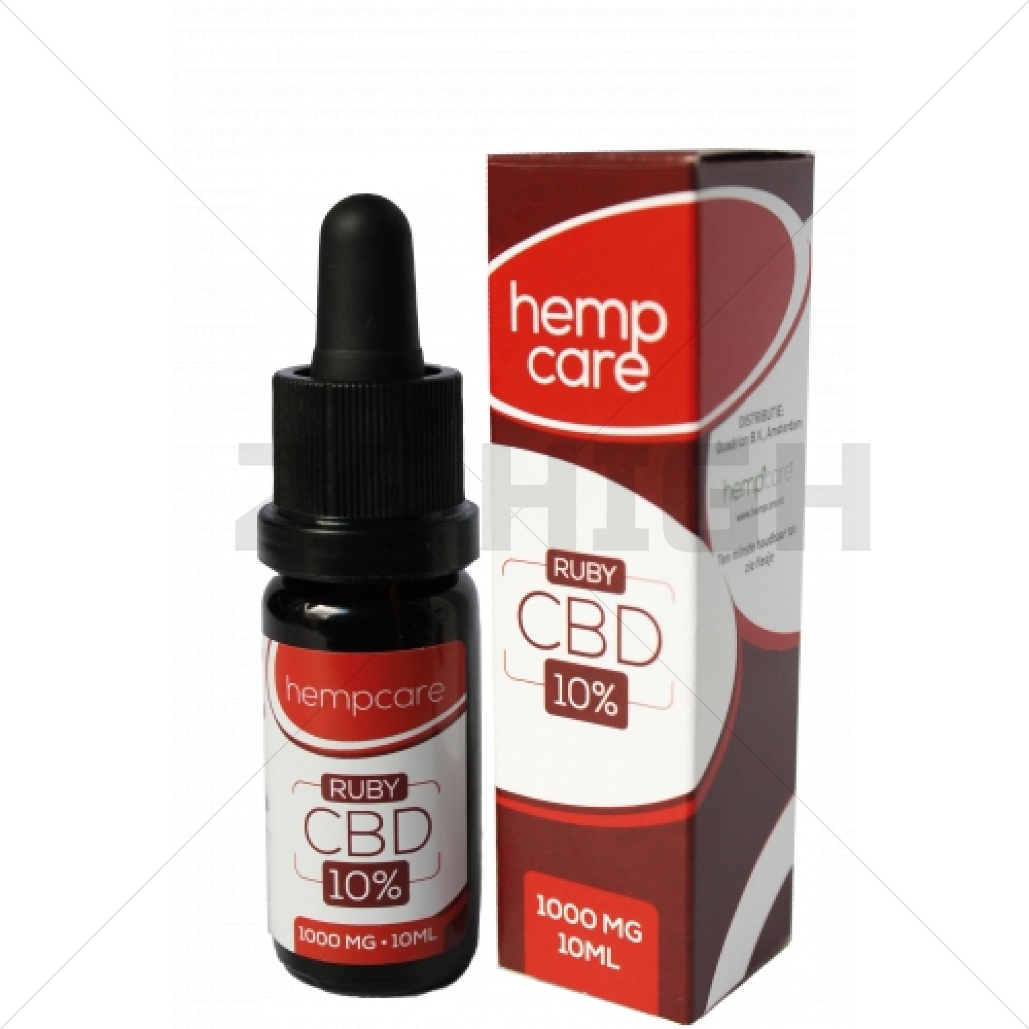 HempCare RUBY - 10% CBD