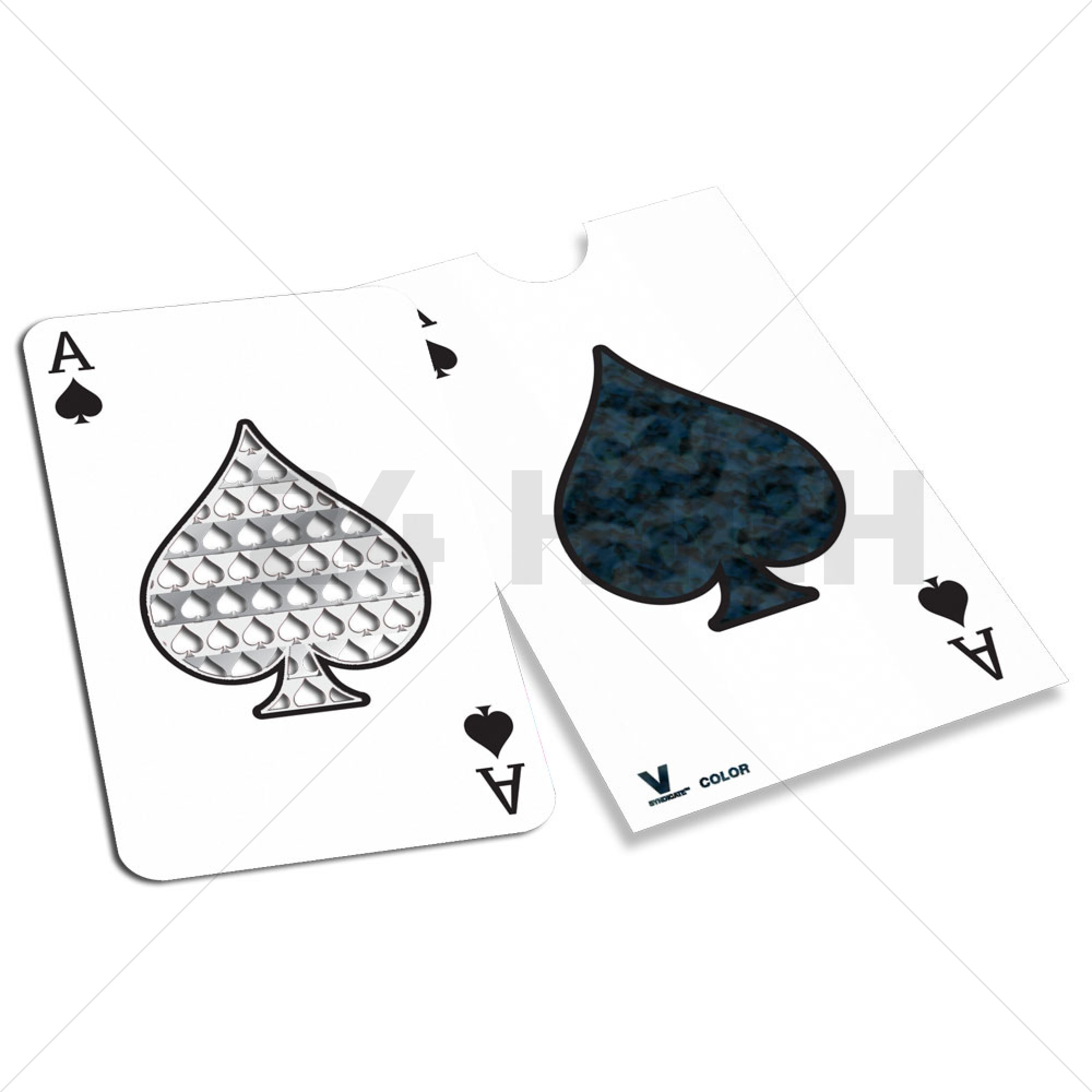 Credit Card Grinder, Ace Of Spades