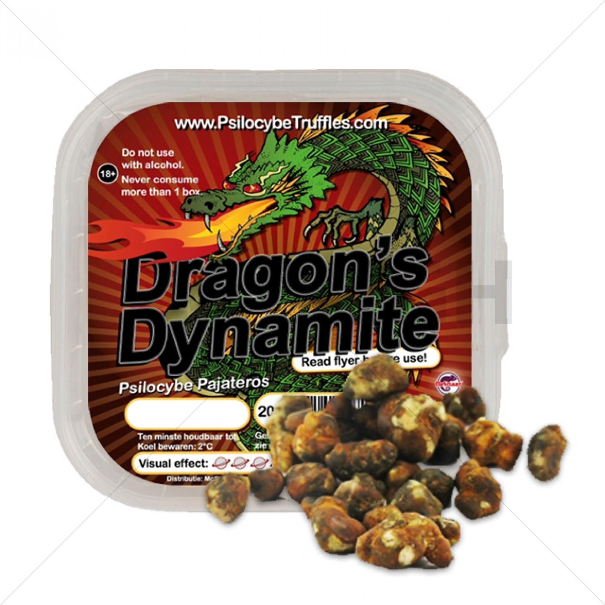 Dragon's Dynamite Truffles