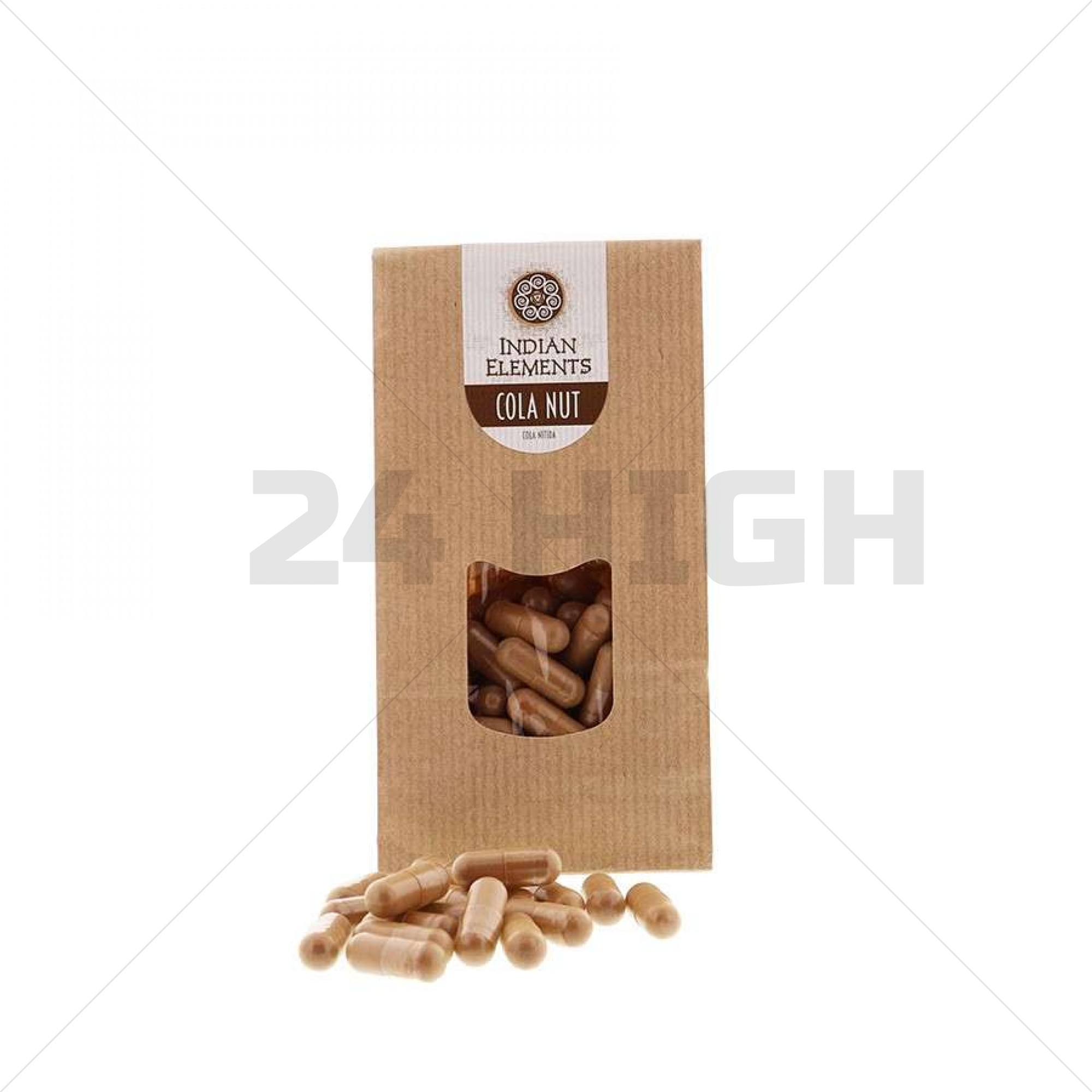 Cola Nut Indian Elements - Capsules