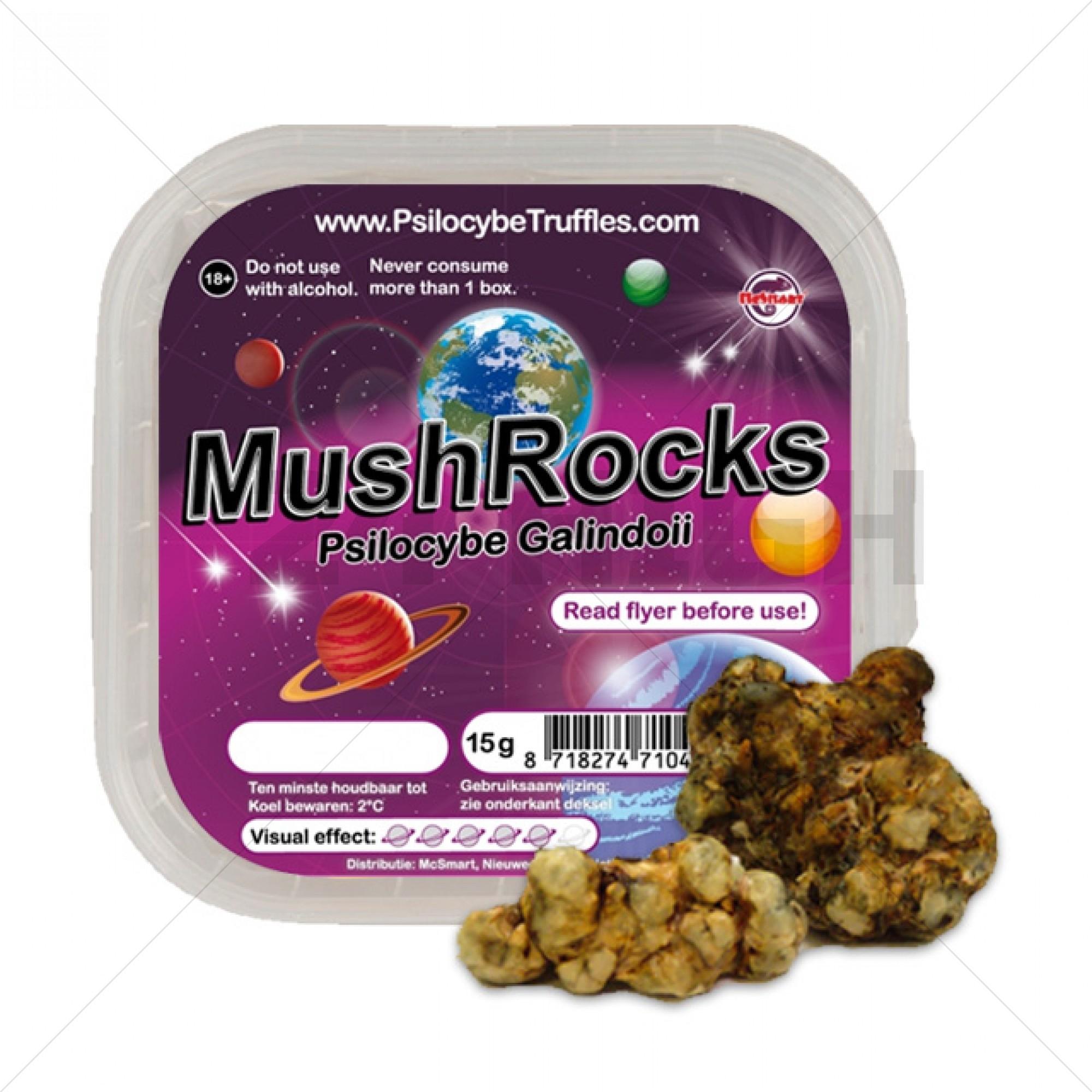 Mush Rocks Truffles